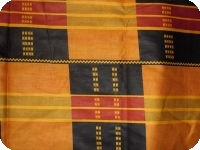 lappa of African fabric 100% cotton-