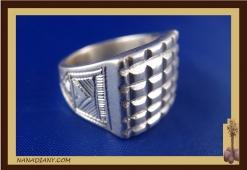 Tuareg silver ring (925/1000)  Ref C1-BG02