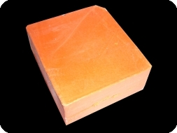 Carrot oil soap
