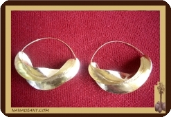 Fulani earrings