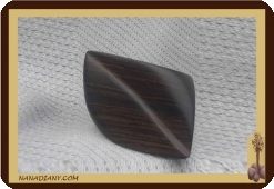 Real Ebony ring