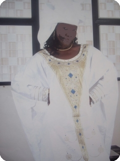 African dress/ Bubu  rich bazin from Mali
